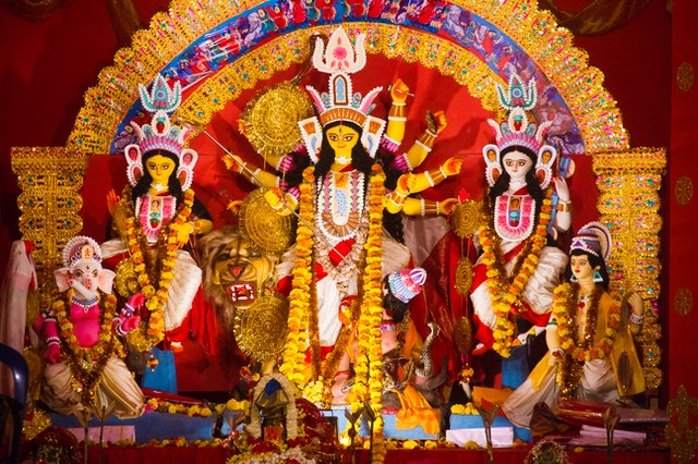 Worship of Divine Mother Begins at Home